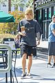 justin bieber brings starbucks along for his hike 41