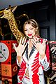 gigi hadid unveils new fao schwarz toy soldier uniforms 02