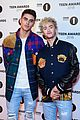 hrvy jack jack bbc radio 1 teen awards 02