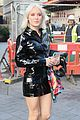 zara larsson flame heels floral jacket ruin talk 17