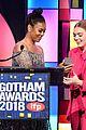 elsie fisher thomasin mckenzie gotham awards 09