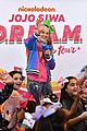 jojo siwa dream tour announcement event pics 13