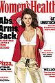 nina dobrev womens health issue tvd quote 01