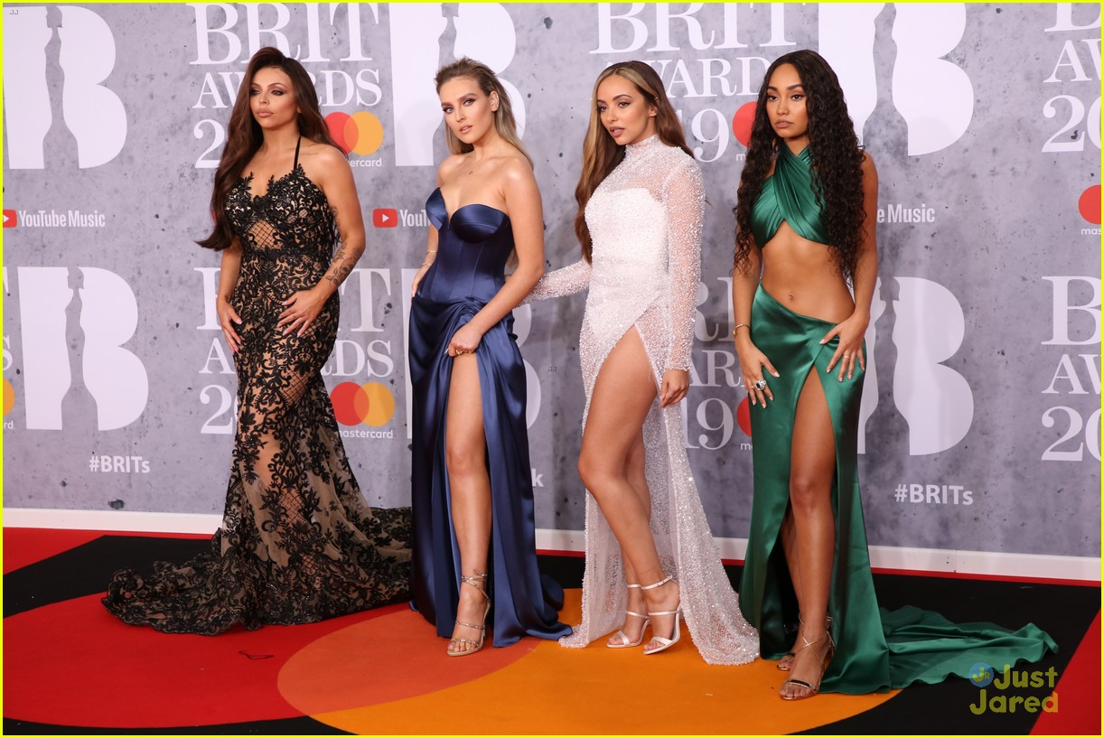 little mix brits 2019 red carpet 02