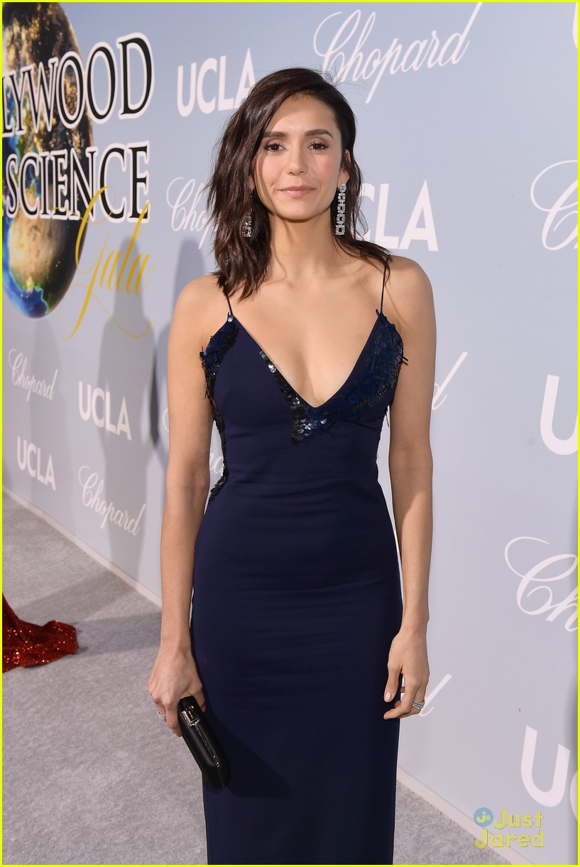 nina dobrev hollywood science gala pics 07