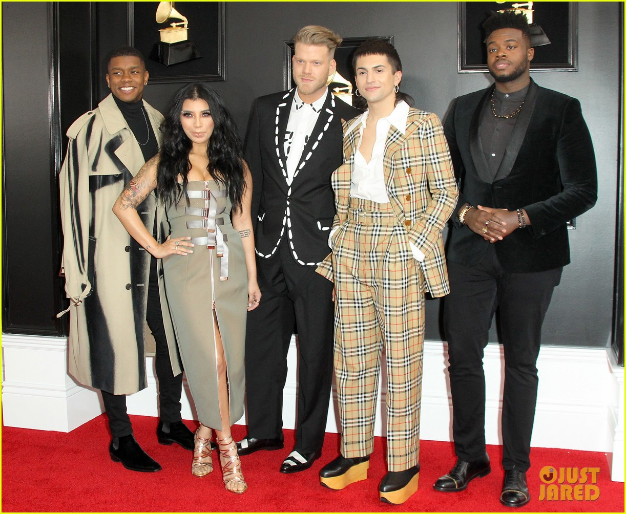 pentatonix group 2019 grammys awards 04