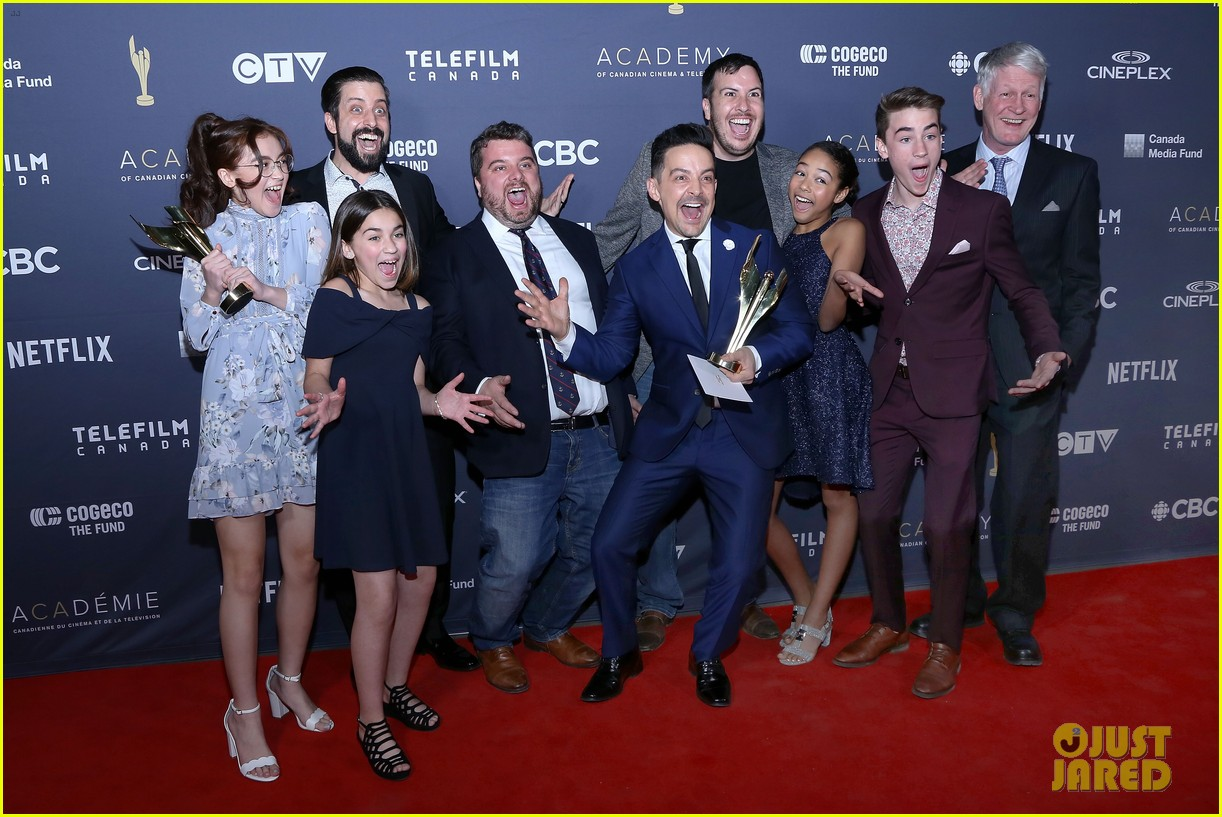 anna cathcart wins best performance for odd squad at canadian screen awards 03