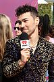 max wife emily skip traditional red carpet attire to iheartradio music awards 06