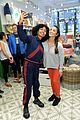 yara shahidi stops by aerie aly raisman launch 02