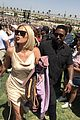 kardashian jenners support kanye west at sunday church coachella set 09