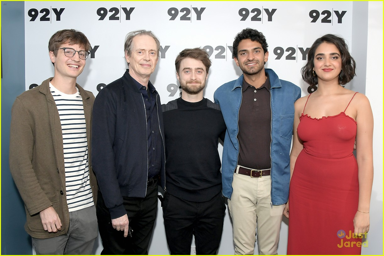 daniel radcliffe tbs miracle workers warner upfront 05