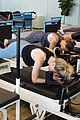 aly and aj host pilates class 17