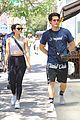 camila mendes charles melton go sporty for day out in nyc 05