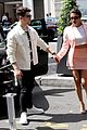 nick jonas priyanka chopra paris dior shopping 07