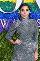vanessa hudgens sparkles on the red carpet at tony awards 09