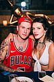 bella thorne and benjamin mascolo celebrate his bands song going double platinum 01