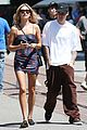 hailey justin bieber spend the afternoon at the grove 01