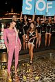 sofia richie pretty in pink for birthday celebrations in las vegas 10