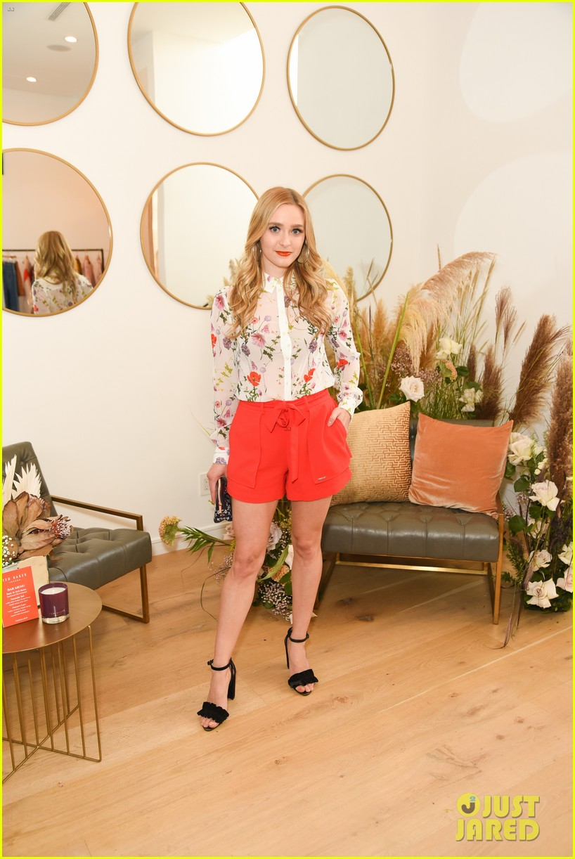 anne winters skai jackson greer grammer more launch new ted baker collection 01