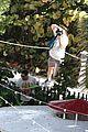 kaia gerber pete davidson kiss poolside in miami 109
