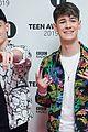 perrie edwards jade thirlwall rep mix bbc teen awards max harvey ella henderson 02