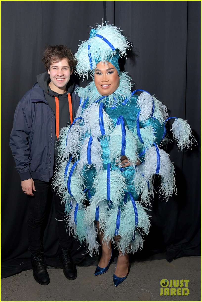 david dobrik rumored girlfriend natalie mariduena attend new york fashion week 04