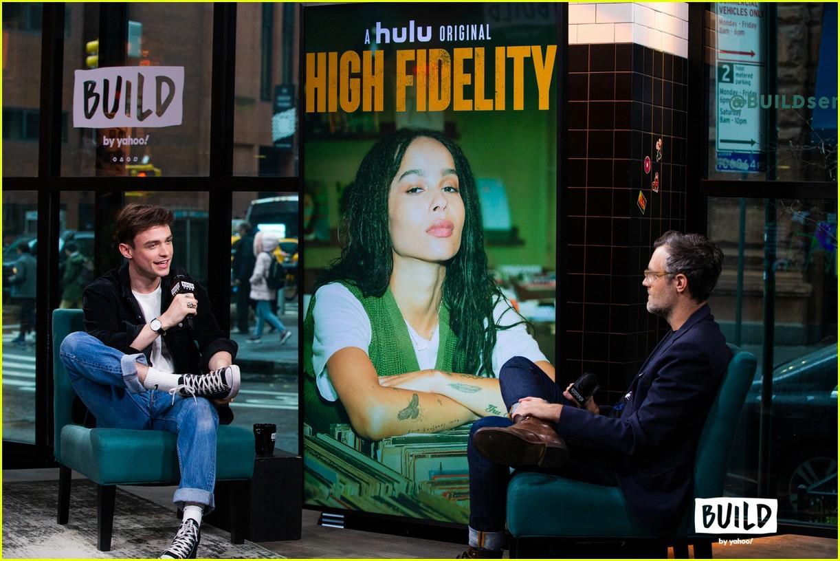 thomas doherty high fidelity build series 24