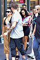 little mix touches down in brazil without perrie edwards 05