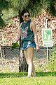 lucy hale elvis park walks pics 01