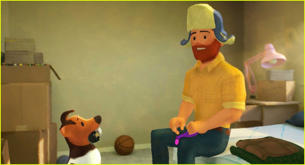disney pixar release first short film with out gay character 01