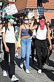 cole sprouse kaia gerber black lives matter protest 21