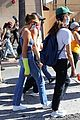 cole sprouse kaia gerber black lives matter protest 29