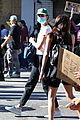 cole sprouse kaia gerber black lives matter protest 33