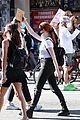 cole sprouse kaia gerber black lives matter protest 37