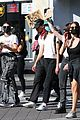 cole sprouse kaia gerber black lives matter protest 49