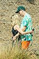 ashley benson g eazy share a kiss music video set 25