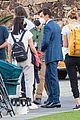 harry styles looks dapper in two suits on dont worry darling set in palm springs 32
