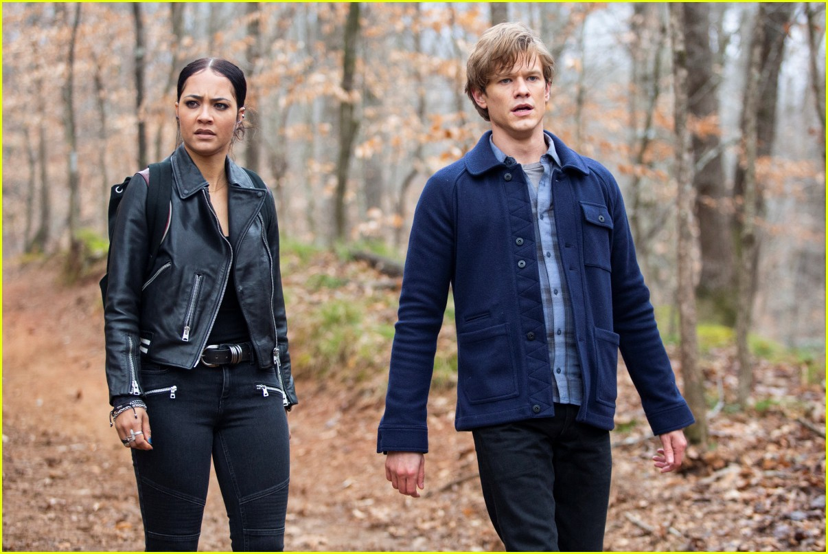 lucas till reacts to the news that macguyver will end after current season 02