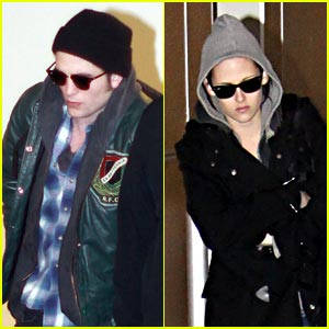 Kristen Stewart & Robert Pattinson: Goodbye, Vancouver