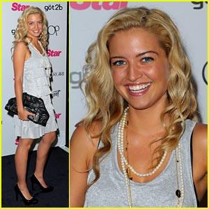 Lauren Storm is Star-Studded