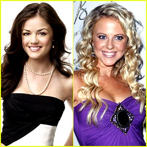 Lucy Hale &#038; Chelan Simmons Have Sorority Wars