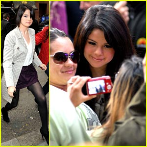 Selena Gomez is Today Show Terrific
