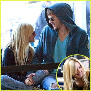 Ashley Tisdale & Scott Speer: Cabo Couple