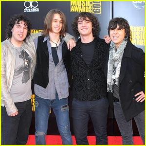 Comic Book Heroes - AMAs 2009