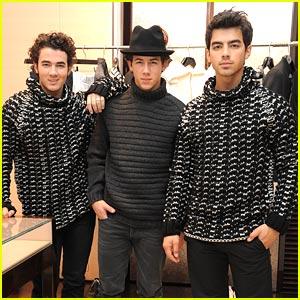 Jonas Brothers Cancel Zurich Concert