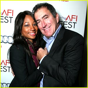 Monique Coleman: AFI Fest With Kenny Ortega
