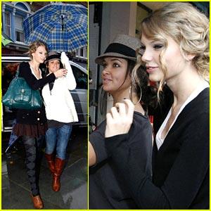 Taylor Swift is Portobello Pretty