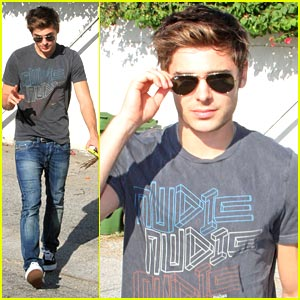 Zac Efron is a Ray Ban Boy