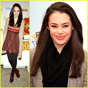Chloe Bridges is Kitson Cute