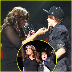 Justin Bieber & Jordin Sparks: No Air Amazing!